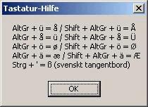 Norwegisches O